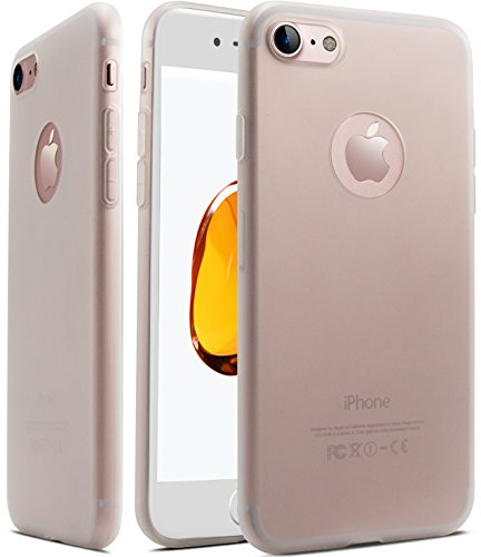 Amazon.com: iPhone 7 Case iPhone 8 Case, HZ BIGTREE [0.6mm] Ultra Thin [ Perfect Slim Fit