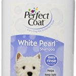 Perfect Coat White Pearl Shampoo for Dogs, 32 Ounce Bottle, Coconut Scent
