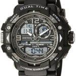 Armitron Sport Men's 20/5062 Analog-Digital Chronograph Resin Strap Watch