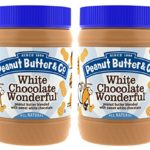 Peanut Butter & Co. Peanut Butter, White Chocolate Wonderful, 16 Ounce Jars (Pack of 2)