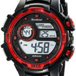 Armitron Sport Men's 40/8347 Digital Chronograph Resin Strap Watch
