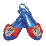 Disguise Disney Princess Snow White Sparkle Shoes