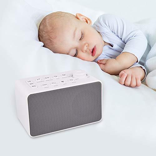 White Noise Baby: White Noise Sound Machine For Baby Sleeping, Nursery