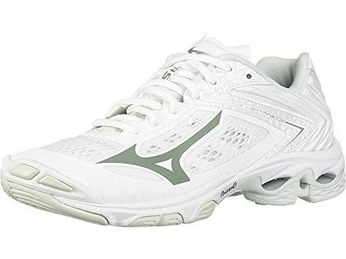 mizuno men's wave lightning z5 indoor court shoe precio opiniones